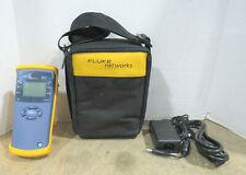 Fluke Networks Nettool Series Ii Handheld Inline Network Lan Cable Tester