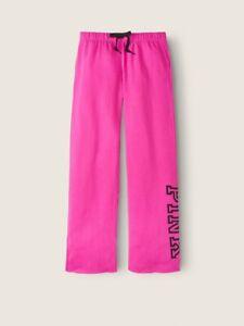 Victoria Secret PINK EVERYDAY LOUNGE BOYFRIEND PANT Size Large