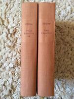 Charles Dickens * David Copperfield * 2 Vol. Garnier Frères 1956 * Trad. S Monod