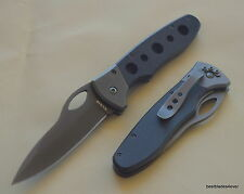 "Ka-Bar ""Agama"" G10 Handle Tactical Folding Pocket Knife With Pocket Clip"