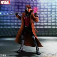 Mezco 1/12 Mutant Gambit Collectible Soldier Action Figure Doll Model Toy Gifts