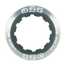 Aleación Casete Anillo de bloqueo para Shimano/SRAM 11 DIENTES GRIS
