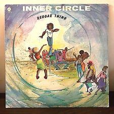 Reggae Thing Inner Circle 1976 Vinyl Capitol Records 1st Press Rocksteady