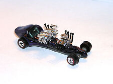 1970 Johnny Lightning Topper Triple Threat DRAGSTER PRETTY PURPLE SHOWS but READ