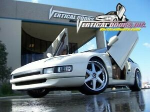 Vertical Doors - Vertical Lambo Door Kit For Nissan 300ZX 1990-99 -VDCN300ZX9099