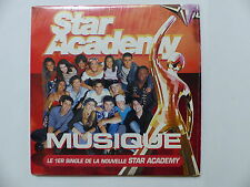 CD SINGLE Star Academy Musique 063883 2