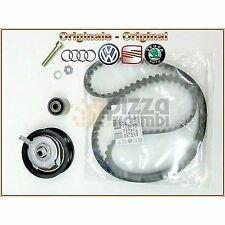 *FRP*KIT DISTRIBUZIONE VW POLO 1.9 D SDI TDI 96<01 ORIGINALE 028198119C -MOT. AH