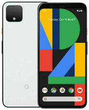Google Pixel 4 XL 64GB Bianco Sbloccato 4G NFC Veloce Android Cellulare