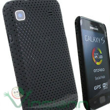 Custodia cover GRID NERA per Samsung Galaxy S GT i9000 i9001 Plus rigida slim