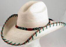 SunBody Hat - Santa Fe Cattleman Hat-Size 7-1/8