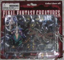 Action Figure Final Fantasy Creatures Yunalesca NUOVA