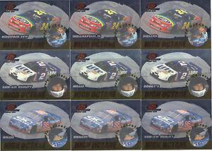 1997 Racers Choice HIGH OCTANE GLOW/UAW/GM #HO4 Dale Jarrett BV$12!!
