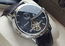 Orologio Uomo Dual Time EDWARD EAST Men's Automatico Cal. Citizen Miyota - NUOVO