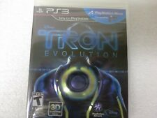 PS3 Tron Evolution for Playstation 3 - Disney - New/Factory Sealed Retail