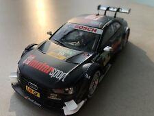 "Carrera Digital 132 30779 AUDI RS 5 DTM "" T.Scheider, NO 10 CORPO + TELAIO LUCE"