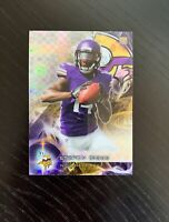 2015 Topps Platinum Stefon Diggs X-Fractor Rookie Card #141