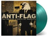 Anti-Flag - The Bright Lights Of America - LTD 2x green Vinyl - Neu & OVP