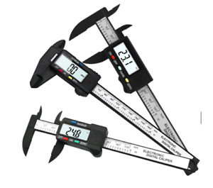 6 Inch Micrometer Digital Measuring Instrument Caliper Metric Scale up to 150mm