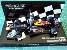 Sebastian VETTEL - MINICHAMPS 413110501 - RED BULL RB7 - WINNER SPANISH 2011