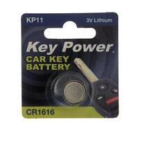 New Key Power 1616 Car Key Cell Battery 3V Lithium