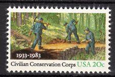 USA - 1983 Civilian conservation corps - Mi. 1621 MNH