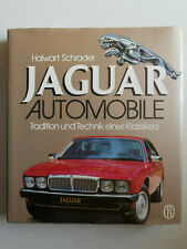 Jaguar Automobile Tradition und Technik eines Klassikers, H. Schrader, BLV, 1987