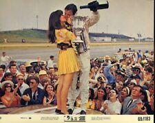 PAUL NEWMAN JOANNE WOODWARD INDY CAR RACING WINNING  ORIG  8X10  PHOTO X2998