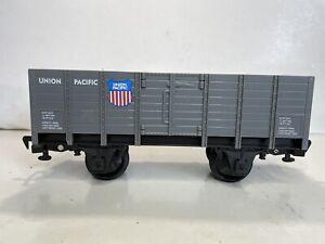 Scientific Toys G Scale Model Trains Union Pacific Train Car Gondola