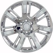 """22"""" Cadillac Escalade Rims Chrome Platinum ESV EXT 2016 Wheels"""