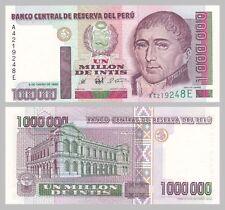 Peru 1000000 Intis 1990 p148 unz.
