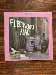 FLEETWOOD MAC Vinyl LP Record PETER GREEN'S 1968 1st Press PROMO Top Copy VG+