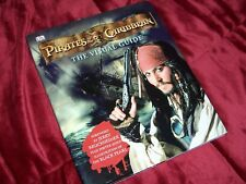 Pirates of the Caribbean : The Visual Guide by Richard Platt (2006, Hardcover)