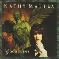 Good News - Music CD - Kathy Mattea -  1993-10-05 - Mercury Nashville - Very Goo
