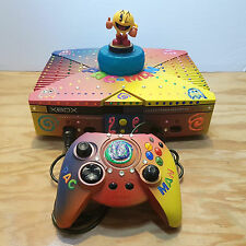 HD Original Xbox Modded 500GB*PAC-Color-MAN*36 000 Retro SNES PS N64 NES GB SEGA