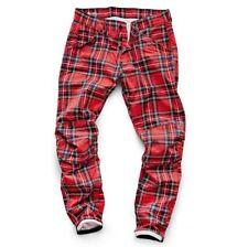 G-Star W34 L32 RAW Elwood X25 Tartan 3D Tapered Jeans
