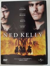 Ned Kelly (Drammatico 2003) DVD film di Gregor Jordan. Con Heath Ledger