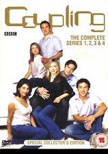 Coupling - Series 1-4 (DVD, 2007, 6-Disc Set, Box Set)