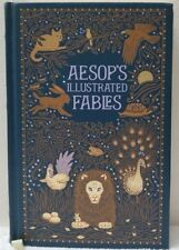 Aesop`s Illustrated Fables Slow and Steady Wins The Race.The Tortoise & the Hare