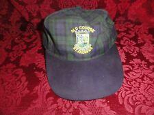 OLD COURSE St.Andrews Golf Cap Hat - Snap Adjustment