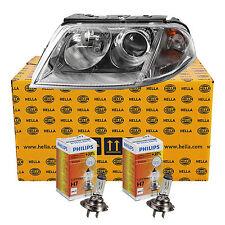 Hella Scheinwerfer links VW Passat 3BG Bj. 00-05 inkl. Philips H7+H7+Stellmotor