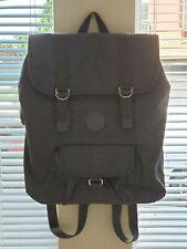NWT  Kipling Jinan Womens Laptop Sleeve Backpack  - Dusty Gray