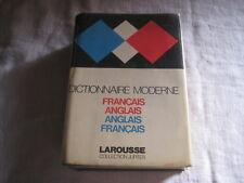 Dictionnaire Moderne Larousse Français-Anglais, Anglais-Français
