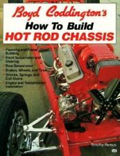 Boyd Coddington's How to Build Hot Rod Chassis Remus, Timothy Paperback