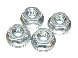 Associated 90022 Factory Lite B6.1 Buggy Serrated Wheel Retaining Nuts