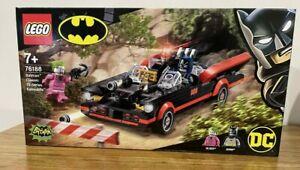 LEGO - 76188 Batman 1966 Classic TV Series Batmobile DC Superheroes-Brand New