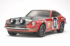 Tamiya 58462 1/10 RC Datsun 240Z Rally - TT01E w/ESC