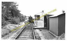 Hawkhurst Railway Station Photo. Cranbrook and Paddock Wood Line. SE&CR. (24)