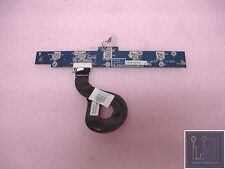 HP DV4000 Media Button Board with Cable 383468-001