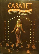 Cabaret Songbook for Piano, Vocal and Guitar Hal Leonard