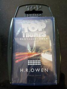 Top Trumps,H R Owen Promo Pack - top cars